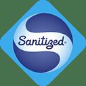 Cotting picto Sanitized