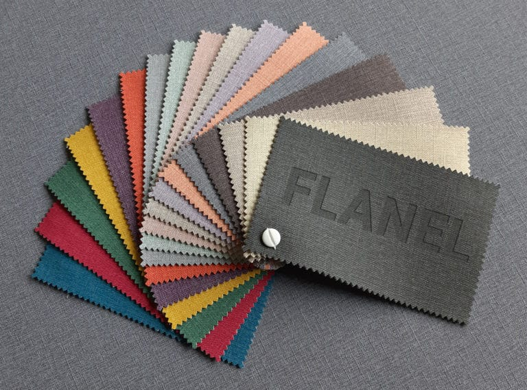 FLANEL: an unbelievable textile effect