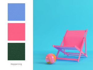 Ginkgo Cotting Happening nouveaux coloris 2021