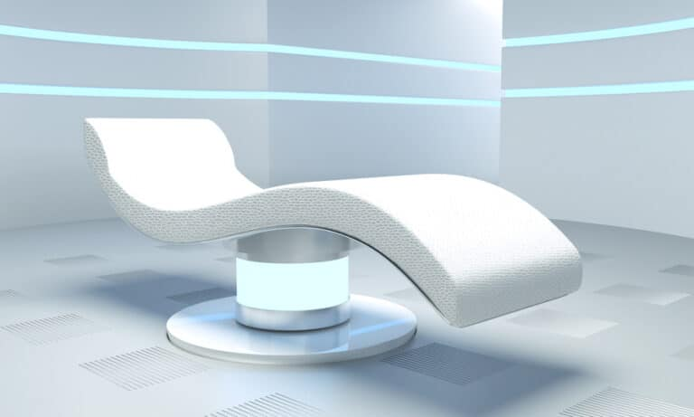 Cotting Medical room of the future